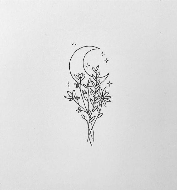 Bunga dan Bulan
